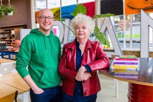 Profielfoto van Denise Hulst en Gerhard te Velde